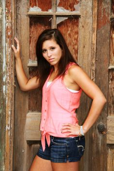 Senior Pictures (Girl)