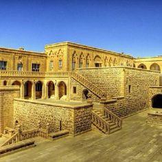 Mor Gabriel Monastery Midyat Mardin Turkey Armenia, Ankara, Capadocia, Travel Words, Istanbul Turkey, Historical Sites, Places Ive Been, The Good Place, Beautiful Places
