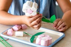 Home - Fresh Living Lockdown edition White Marshmallows, How To Make Marshmallows, Marshmallow Flowers, Nutella Mug Cake, Green Food Coloring, Indian Dishes, Yummy Treats, Arts And Crafts, Fresh