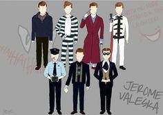 Gotham Jerome Valeska Costume
