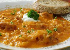 Segedínský guláš, jak ho vařila maďarská babička recept - TopRecepty.cz Curry, Cooking, Ethnic Recipes, Food, Kitchen, Curries, Essen, Meals, Yemek