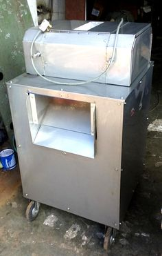 Coconut paring machine COM 30
