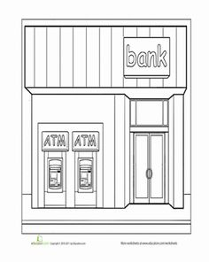 Paint the Town: Bank