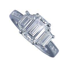 JB Star #Platinum & #Diamond Semi-Mount  #Ring