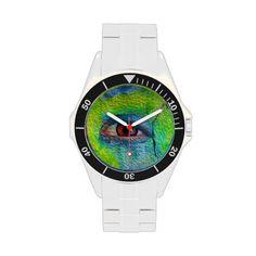 Eye Flower Wristwatches