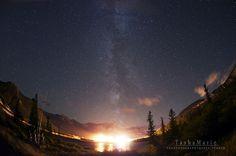 Burning stars by Tasha Maríe, via Flickr