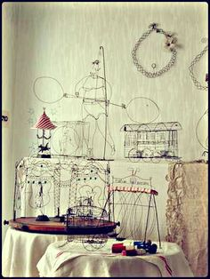 wire whimsies