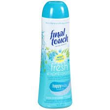 HOT! New High Value $2/1 Final Touch Laundry Scent Booster or Fabric Softener Printable Coupon!