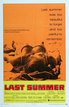 Last Summer - USA (1969) Director: Frank Perry