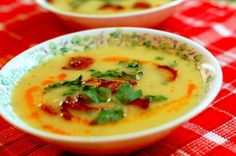 Fennel Soup with Cannellini beans