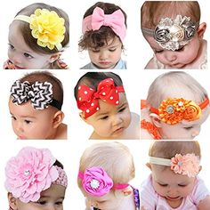 ROEWELL® Baby's Headbands Girl's Cute Hair B... - https://plus.google.com/103953366841918766769/posts/crECxHfDsib