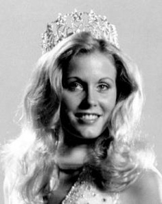 Karen Morrison...Miss USA....1974...from Illinois