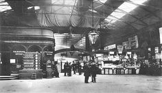 Fenchurch Street Station, London.