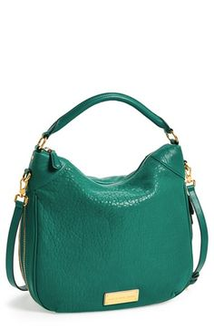 Emerald Marc Jacobs hobo bag - YES Please!!