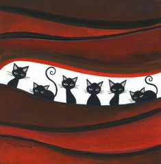 Cocolalla Stray Cats - Lori Alexander♥•♥•♥