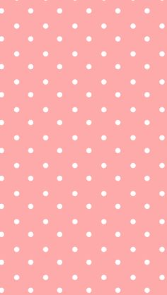 polka dot wallpaper.