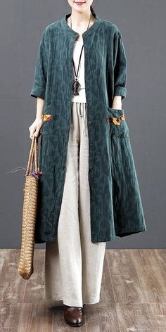 Account Suspended : Frühling lose lange Baumwollhemd Frauen Casual Bluse 6120 Source by Abaya Fashion, Muslim Fashion, Fashion Outfits, Womens Fashion, Ladies Fashion, Kimono Fashion, Trendy Fashion, Fashion Ideas, Fashion Trends