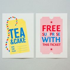 Great gift idea, gift cards with cute sentiments.