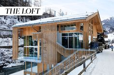 Lofty Ambitions - Heinz Julen, Zermatt, Switzerland