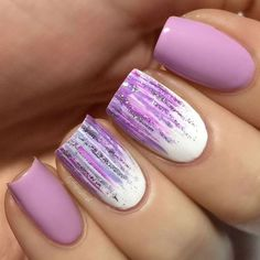 34 Best Simple Nails Arts Highlights Color Special