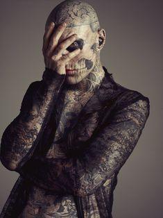 "MATEUSZ STANKIEWICZ | Fashion & Celebrity Photographer | Fashion Magazine ""Zombieboy"" | AFPHOTO"