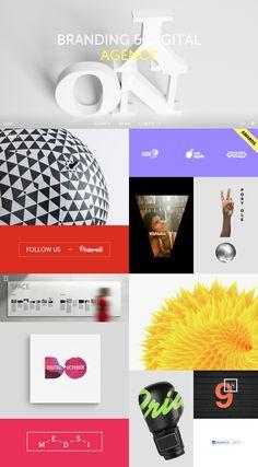 Brilliantly-inventive site design.