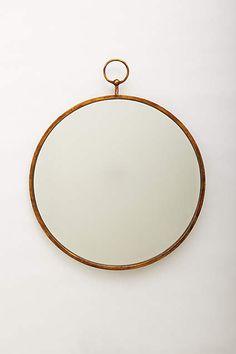Hoop Mirror - anthropologie.com