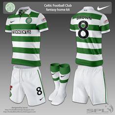 Celtic Football Kit