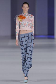 Naulover Spring 2014 Fashion Show, Mens Fashion, Barcelona, Spring 2014, Runway, Pants, Detail, Dresses, Vogue Spain
