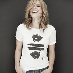 Get your Sophia Bush x Joe Fresh collaboration t-shirt with 100% of the proceeds going to HRC.org - available exclusively on joefresh.com