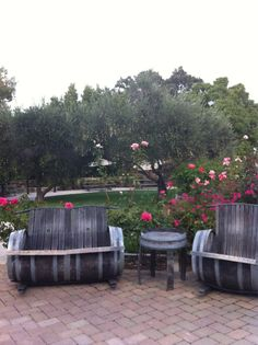 Vincent Arroyo Winery - Calistoga, CA