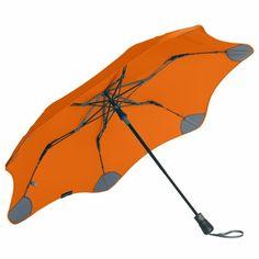 top3 by design  Blunt Metro Collapsible Umbrella (Orange)