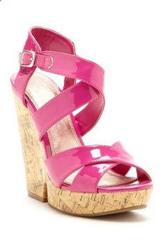 Z-Gum Drop Wedges - Chinese Laundry