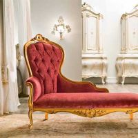 Victorian Chaise Lounge Dormeuse- Victorian Furniture
