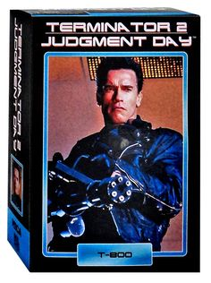 NECA The Terminator Terminator 2 Judgment Day T-800 Action Figure Ultimate Version on sale at ToyWiz.com