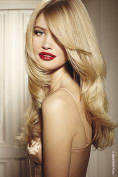 Coupe de cheveux longs © Frank Provost