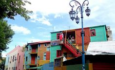 Check out: Free cultural  Attractions in Buenos Aires! Here: La Boca en #Buenosaires.
