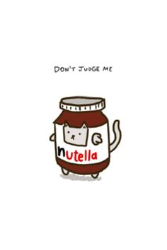 I love nutella by GabbyArt on DeviantArt