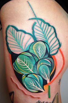 New Cubist Tattoos by Peter Aurisch(4)