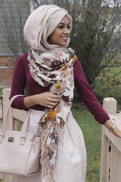 Pinned via Nuriyah O. Martinez | Hijabista