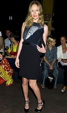 Kate Bosworth at Prabal Gurung show at New York Fashion Week