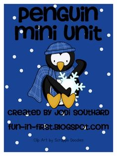 Penguin Mini Unit... FREE