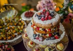#nakedcake #nakedcupcakes #wedding #casamento