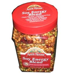 Ann's House Soy Energy Blend 36 Ounce Value Container >>> For more information, visit image link.