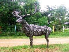 7 Cool Recycled Sculptures