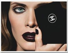Chanel Noirs Obscurs' campaign