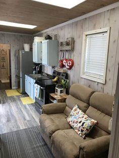 Custom Container Home - Tiny House for Sale in null, Texas - Tiny House Listings Storage Container Homes, Cargo Container, Shipping Container Homes, Storage Containers, Tiny House Listings, Tiny House Plans, Container Architecture, Crate Storage, Tiny Houses For Sale