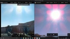 The lens array is failing and more incredible video proof of fake sun 4/...