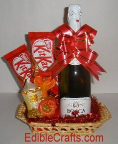 Homemade christmas basket ideas gifts