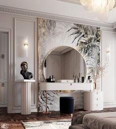 M A S T E R on Behance Master Bedroom Interior, Bedroom Decor, Home Room Design, House Design, Luxurious Bedrooms, Tiny Bedrooms, Modern Luxury Bedroom, House Rooms, Home Fashion